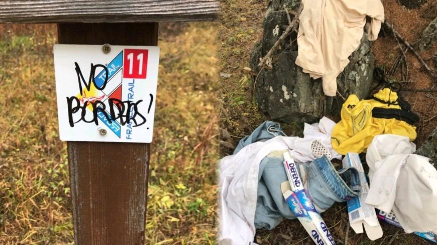 Hautes-Alpes : balisage des sentiers de randonnée à Montgenèvre, Marine Michel ne décolère pas