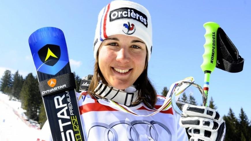 Hautes-Alpes : après sa blessure, Alizée Baron peut encore rêver de Pyeongchang