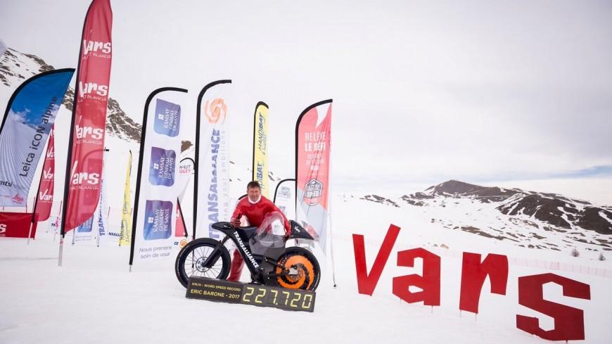 Hautes-Alpes : le Baron Rouge décroche un nouveau record du monde