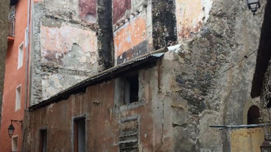 Hautes-Alpes : Briançon, immeuble en péril, la mairie va se substituer aux propriétaires privés