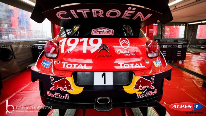 Alpes du Sud : le Rallye Monte Carlo, dernier jour !