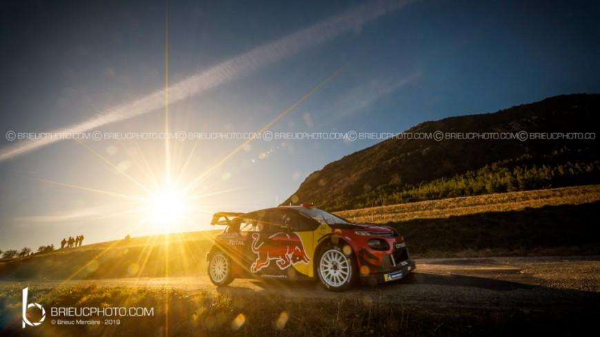 Alpes du Sud : en direct, suivez ici le Rallye Monte Carlo