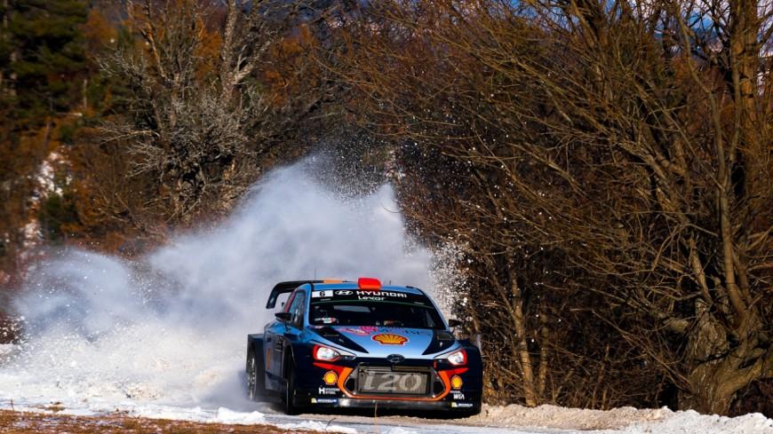 Alpes du Sud : Rallye Monte Carlo, suivez en direct les spéciales de vendredi ici !