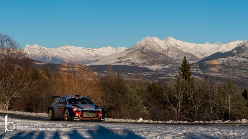 Alpes du Sud : Rallye Monte Carlo – Neuville dominateur, Meeke et Hanninen out !