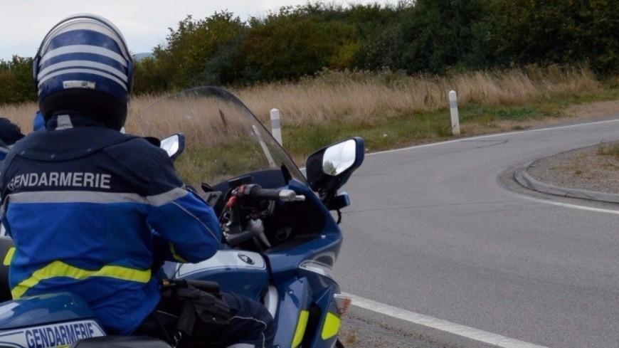 Hautes-Alpes : un automobiliste interpellé après avoir forcé un barrage de la gendarmerie