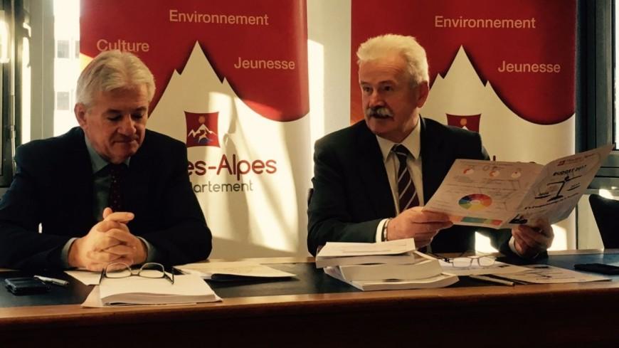 Hautes-Alpes : le dernier budget sain pour le département