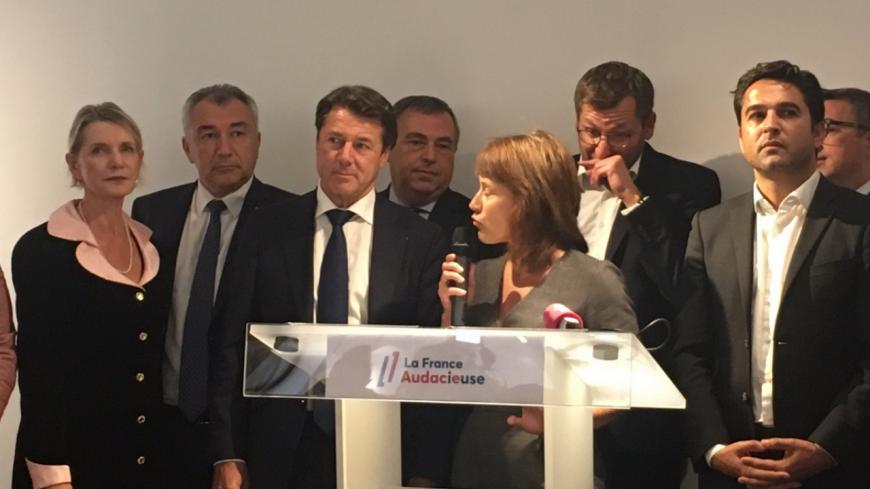 Hautes-Alpes : Chantal Eyméoud rejoint « La France Audacieuse » de C.Estrosi