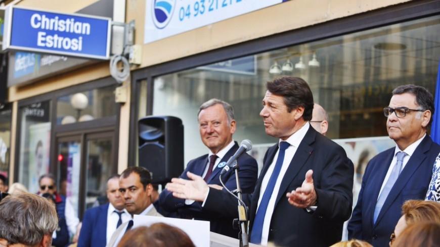 Région PACA : Christian Estrosi démissionne de la présidence de la région PACA