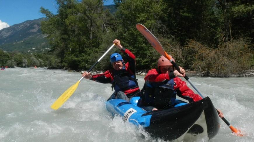 Alpes du Sud : le canoë-kayak sera à l'honneur sur la Durance ce week-end