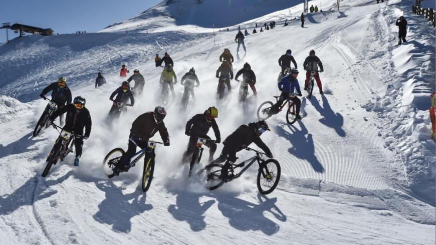 Alpes de Haute-Provence : une compétition de VTT organisée à Pra Loup ce samedi