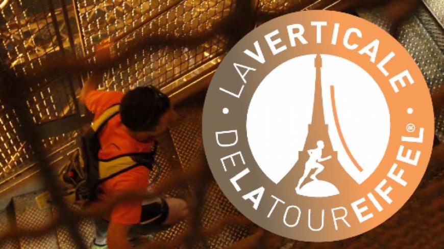Hautes-Alpes: Stéphane Ricard à l'assaut de la Tour Eiffel