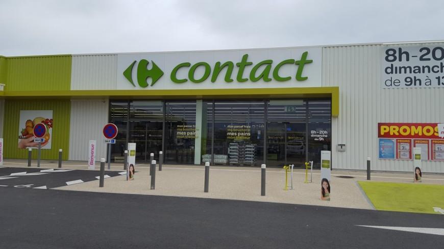 Alpes du Sud : Carrefour, les 8 magasins menacés de fermeture dans nos départements