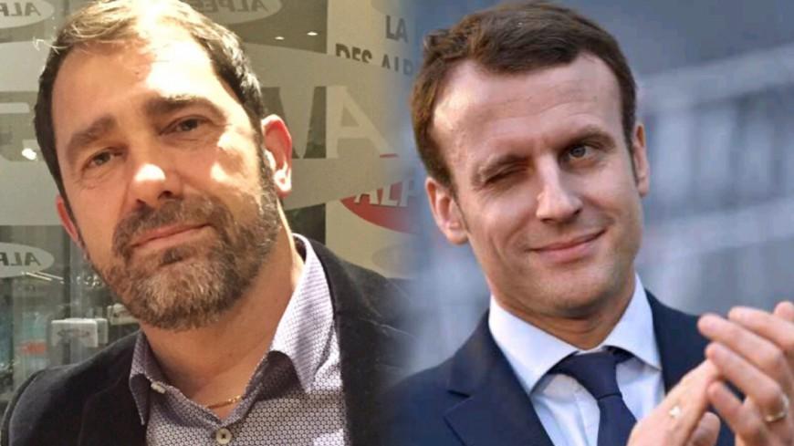 Entre Macron et le PS, il faudra choisir — Législatives