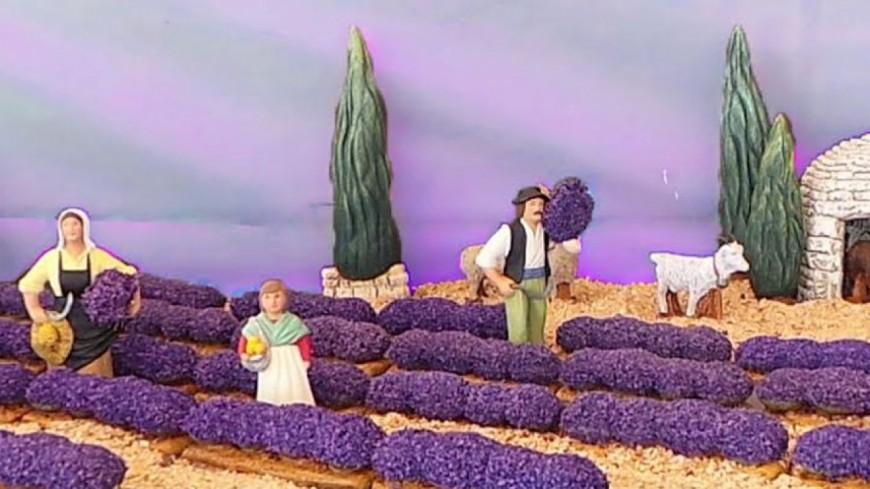 Alpes de Haute-Provence : la qualité exigée chez les santonniers