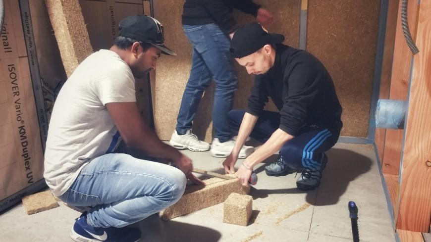 Alpes du Sud : AlvéoBat, un espace de formation pour les professionnels du bâtiment à Ste-Tulle