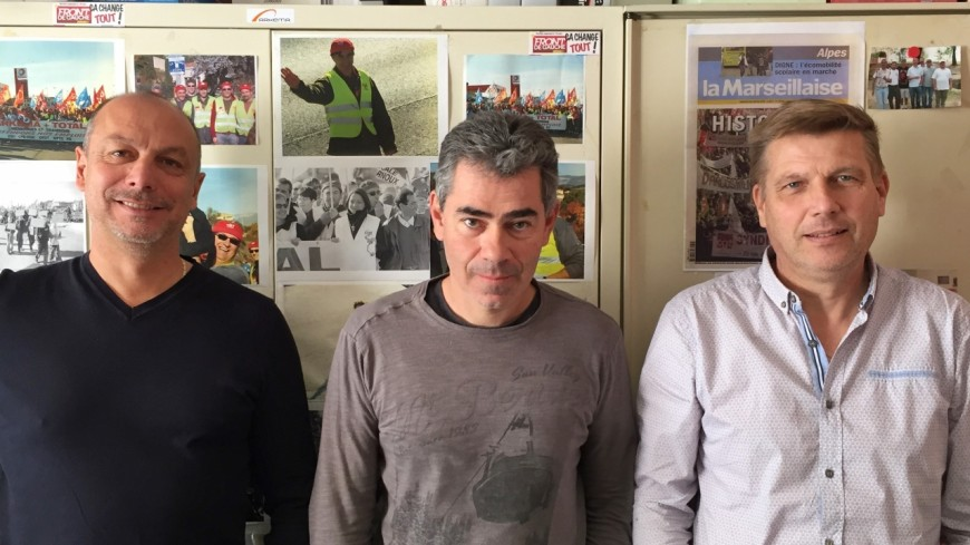 Alpes de Haute-Provence : un second souffle pour Arkema ? « Le marché repart, l'atelier est presque à saturation »