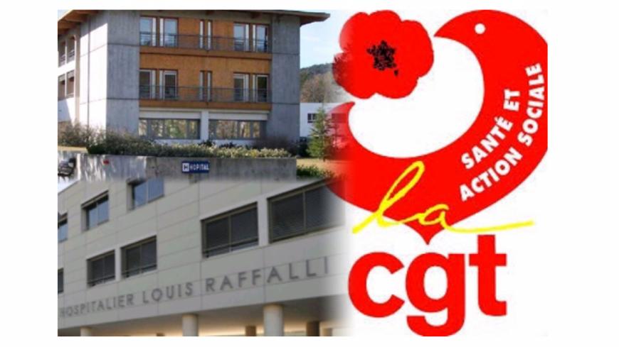 Alpes de Haute-Provence : la CGT dit non au regroupement entre les hôpitaux de Manosque et Digne