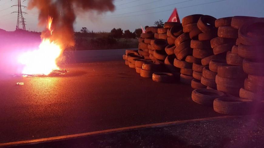 Région PACA : le dépôt de carburant de Fos-sur-Mer bloqué