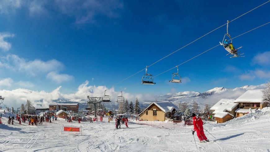 les alpes tourisme
