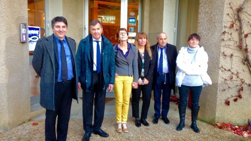 Alpes de Haute-Provence : 40 migrants de Calais arrivés à Champtercier