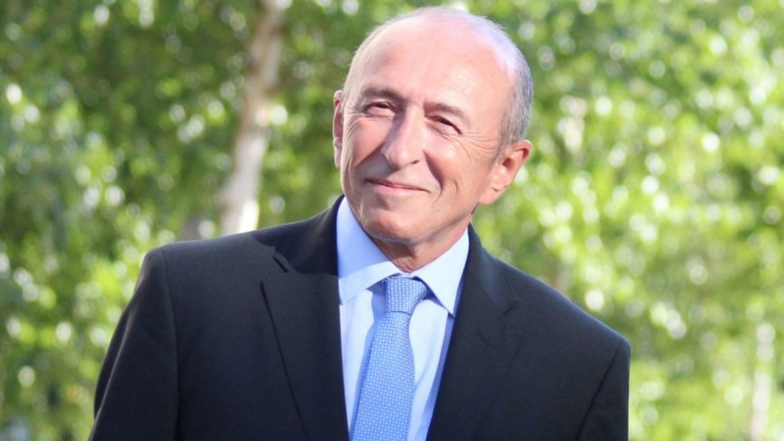 Hautes-Alpes : le Ministre de l'Intérieur annonce des renforts