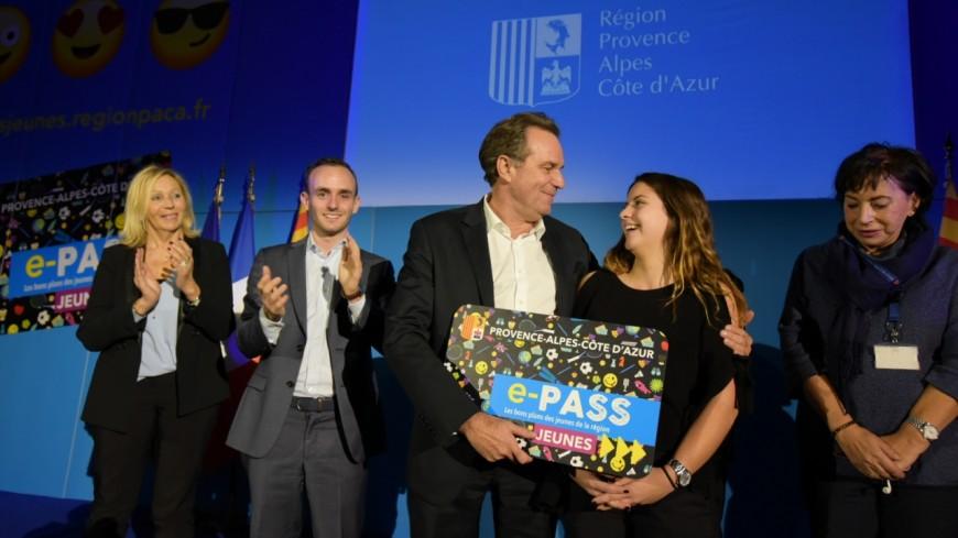 Région PACA : la région relance son e-Pass Jeunes