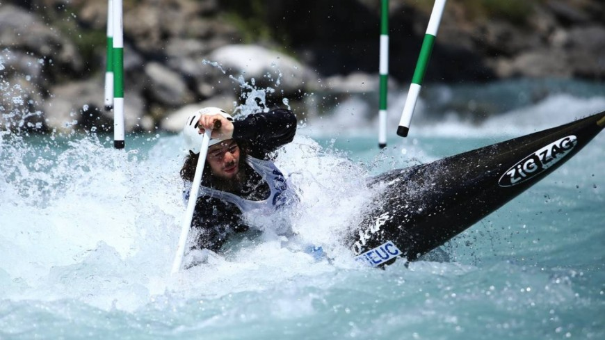 Hautes-Alpes : le centre de formation de canoë-kayak de L'Argentière, désigné centre d'excellence