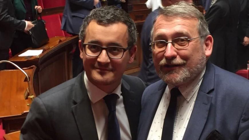 Hautes-Alpes : Le ministre Gérald Darmanin à Briançon lundi