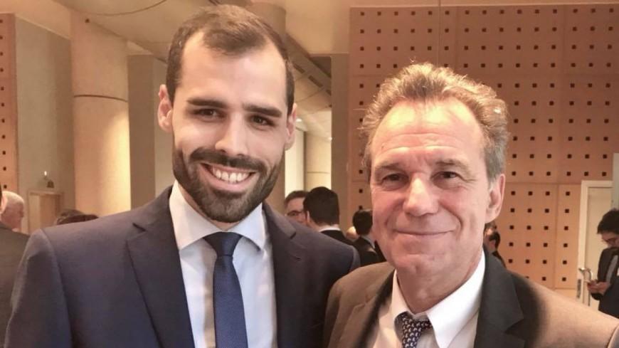 Région PACA : D.Géhant nommé président de la commission « aménagement du territoire, infrastructures et infrastructures numériques »