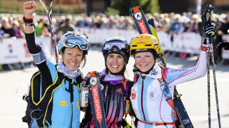 Hautes-Alpes : Laetitia Roux signe un record sur la Patrouille des Glaciers
