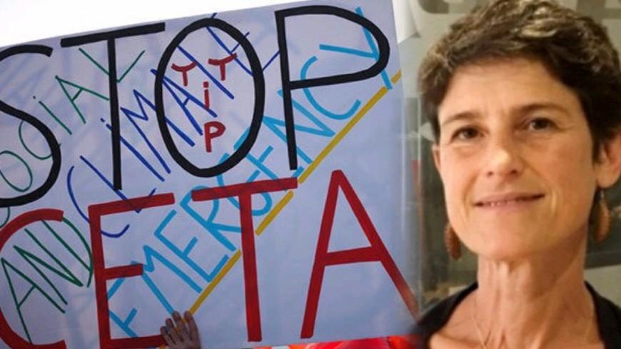 Alpes de Haute-Provence : CETA, Delphine Bagarry invitée à débattre à Digne-les-Bains