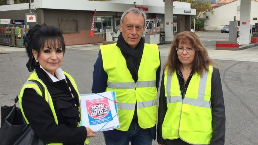 Alpes de Haute-Provence : carburant, « un racket fiscal maquillé en mesure écologique » pour DLF