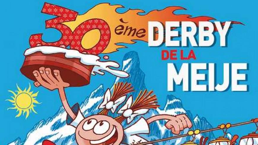 Hautes-Alpes : le Derby de la Meije a 30 ans