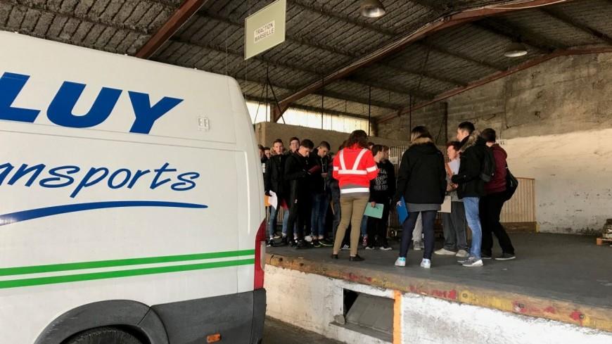 Hautes-Alpes : les lycéens en visite dans les entreprises