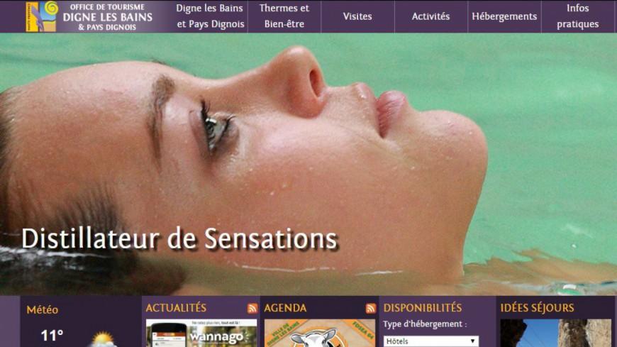 Alpes de haute provence l 39 office de tourisme de digne - Office du tourisme de digne les bains ...