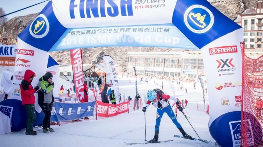 Hautes-Alpes: Laetitia Roux remporte le sprint en Chine
