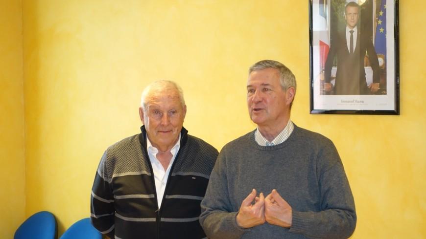 Hautes-Alpes : le bras droit d'Emmanuel Macron à Montgenèvre