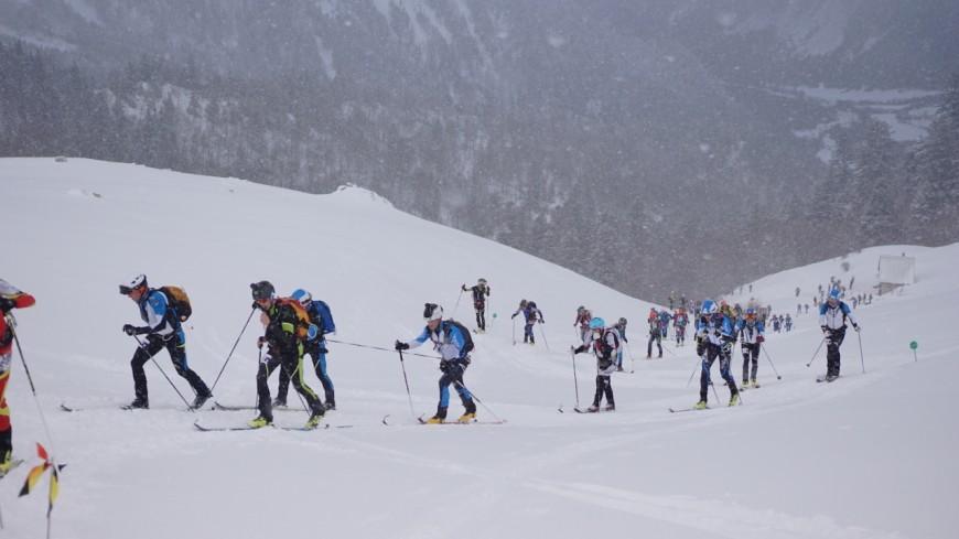 Alpes du Sud: Equy et Viret remportent la Grande Trace