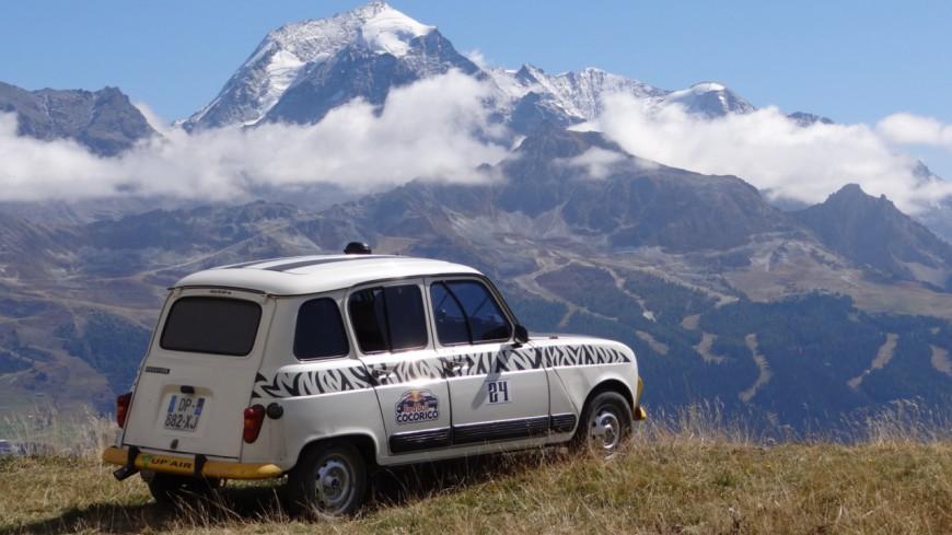 Alpes du Sud : la 1ère édition de la grande traversée des Alpes en 4L passera dans nos départements