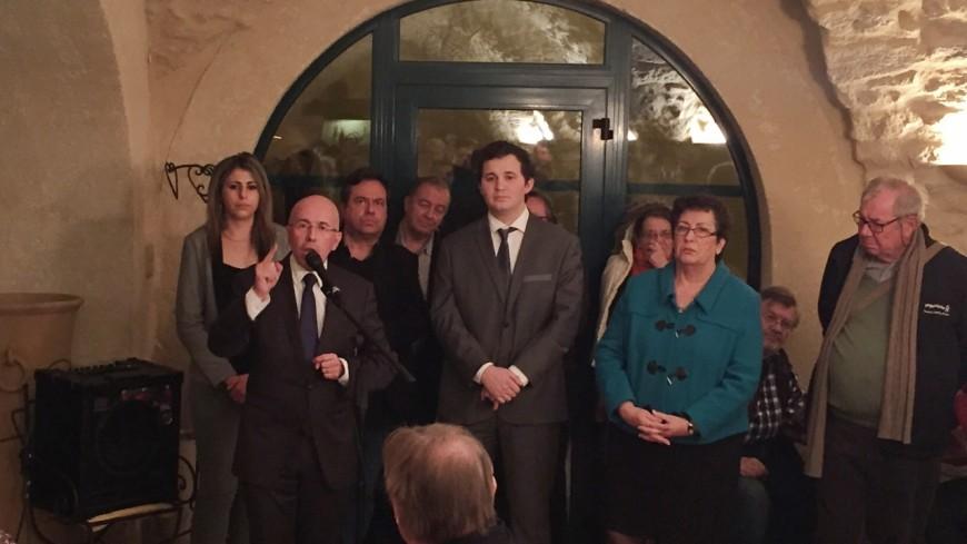 Alpes de Haute-Provence : E.Ciotti en campagne, a été reçu par des « Fillon, menteur, tricheur, voleur »