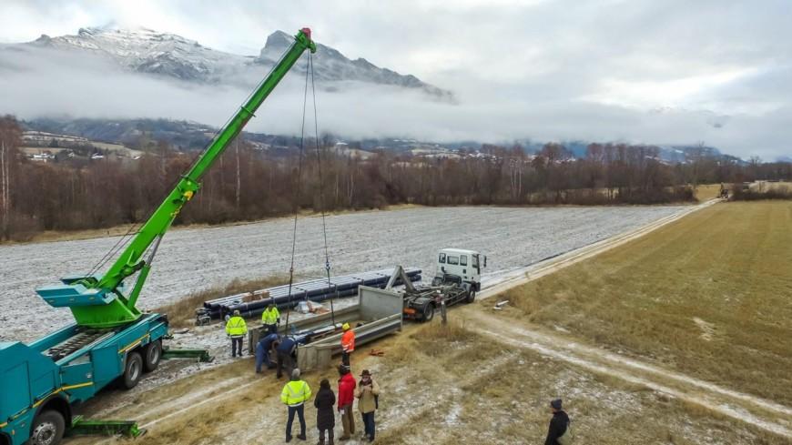 Hautes-Alpes : nappe des Choulières, les premiers tests en début de semaine prochaine
