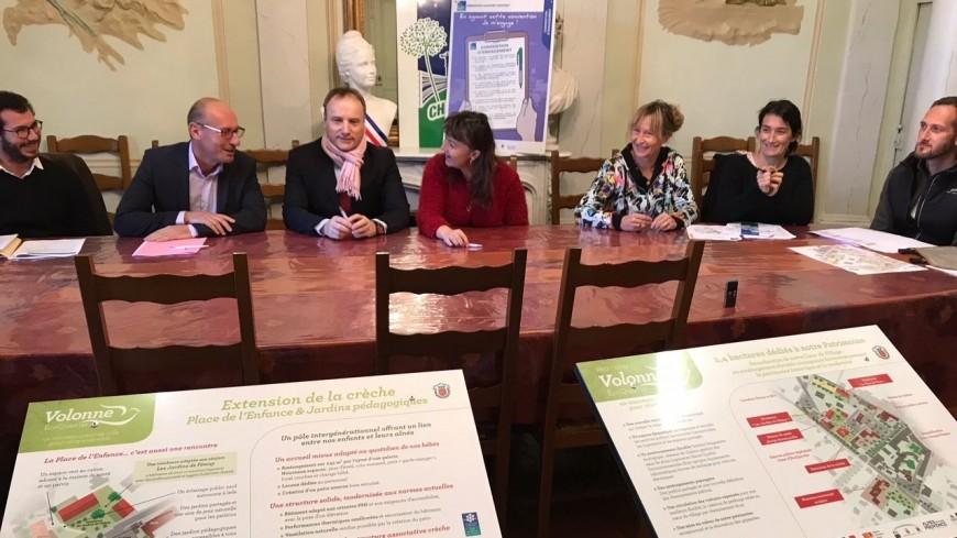 Alpes de Haute-Provence : l'écoquartier de Volonne sera un « Chantier Propre »