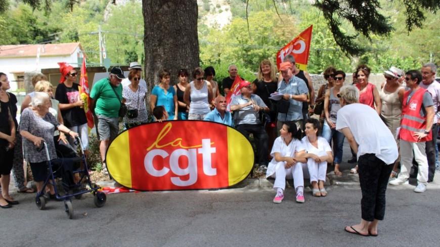 Alpes de Haute-Provence : grève illimitée à l'hôpital d'Entrevaux