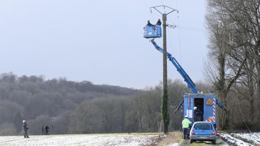 Hautes-Alpes : Enedis veut agir plus vite en cas d'intempéries