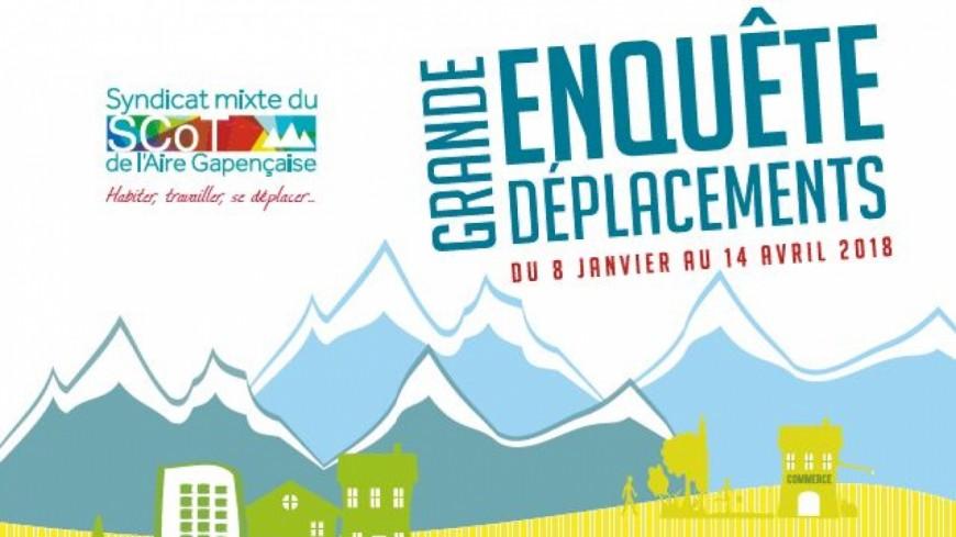 Hautes-Alpes : grande enquête sur les déplacements et la mobilité