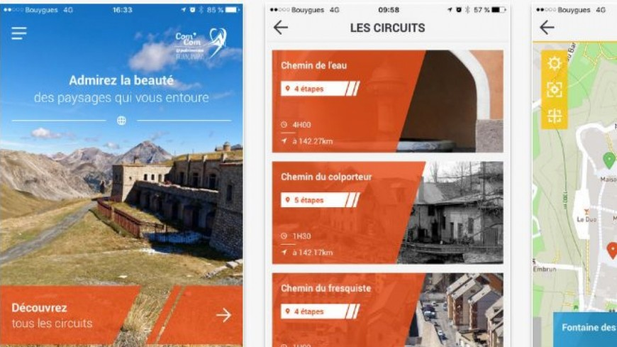Hautes-Alpes : un tourisme en réalité virtuelle dans le Briançonnais