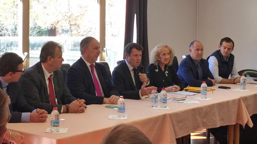 Alpes du Sud : législatives 2017, « remettre en question les investitures, je le dénoncerai immédiatement », C.Estrosi