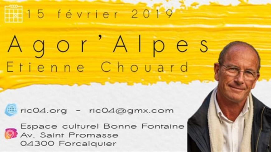 Alpes de Haute-Provence : devenu une référence pour les Gilets Jaunes, Étienne Chouard sera à Forcalquier