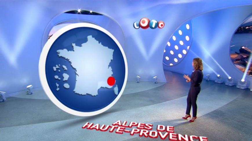 Alpes de Haute-Provence : un gagnant à 3 millions d'euros au Loto