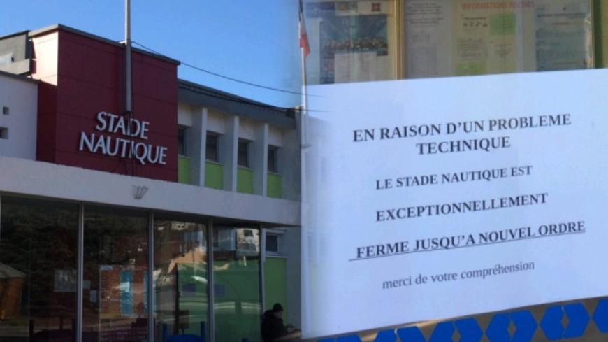 Hautes-Alpes : Piscine de Gap, le maire prend la décision de fermer pour travaux